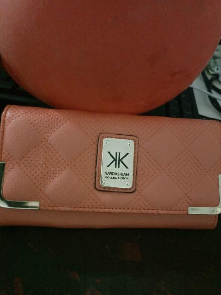 Designer Solid Purse leather Leather Zipper Long Women Wallet Phone Bag Wallets Designer Purse Card Holder