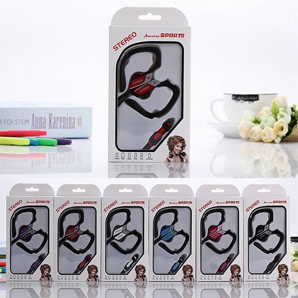 SF-A05 Sportkopfhörer Universal 3,5 mm Kopfhörer mit Earbuds mit Mikrofon Actrail In-Ear-Kopfhörer für Iphone Samsung EAR287
