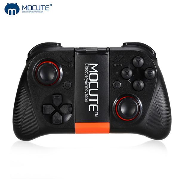 MOCUTE 050 Bluetooth3.0 Gamepad sans fil VR Contrôleur de jeu Android Contrôleur de jeu Joystick Contrôleurs Bluetooth pour Smartphone Android K-JYP