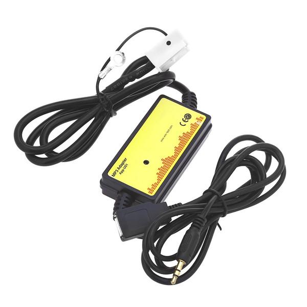 Adattatore Cavo USB Interfaccia Audio Porta USB Stereo Per Autoradio USB Per Chiavetta USB Memory Stick O File Musicali WMA per Auto//Automobile//Car//Cars