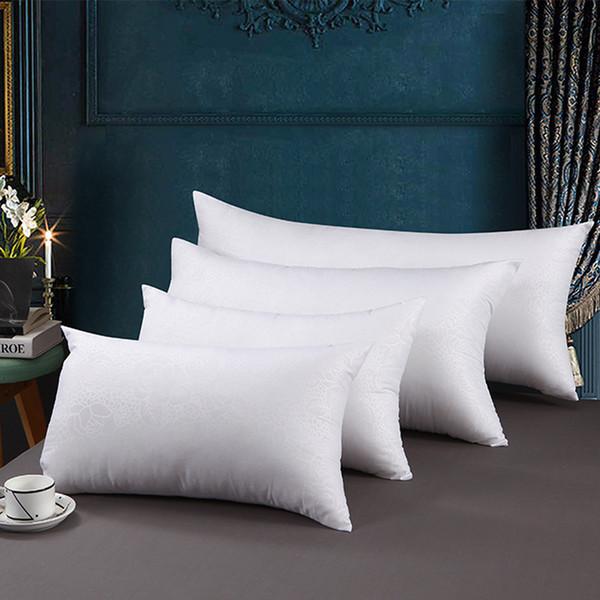 15 7x 23 6 White Pillow Zipper Closure Indoor Outdoor Rectangular Pillow Hotel Home Throw Pillow Bh18030 Bedroom Pillows Decorative Pillow Cover From