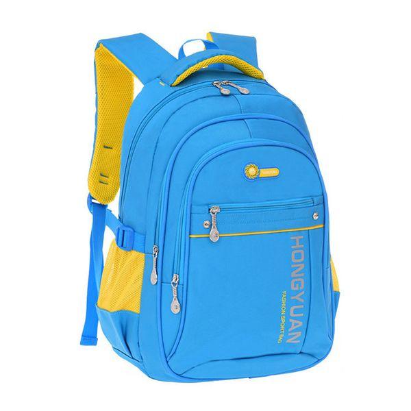 Kız Erkek Çocuk Satchel Su geçirmez sırt çantası Yüksek kapasiteli okul çantası kitap çantası escolar İçin Sıcak satış Çocuklar Okul Çantaları