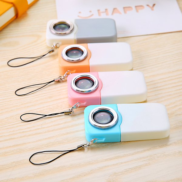 1pcs/sell 0.7mm Cute Kawaii camera Model Black Ballpoint Pens For Office stationery School Writing Office School Supplies