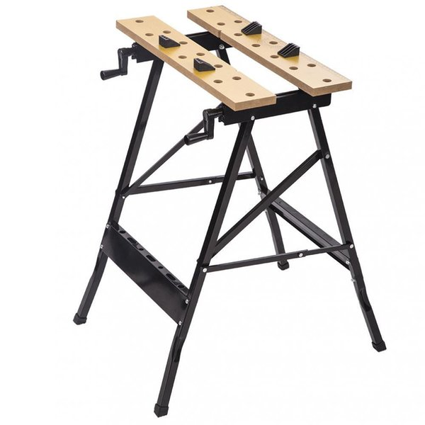 Amazing 2019 New Folding Work Bench Table Tool Workshop Repair Tools Table Shop Workbench From Hongxinlin21 18 09 Dhgate Com Customarchery Wood Chair Design Ideas Customarcherynet