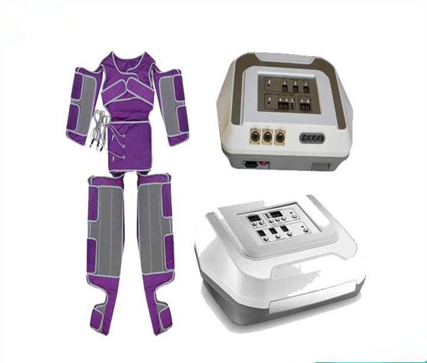 Équipement de beauté Vente chaude portable pressothérapie infrarouge lointain machine de drainage lymphatique pression de massage lymphatique SLK90