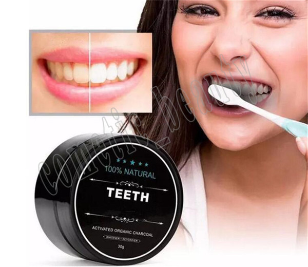 best selling 2018 new 100% Natural Organic Activated Charcoal Natural Teeth Whitening Powder Remove Smoke Tea Coffee Yellow Stains Bad Breath Oral Care