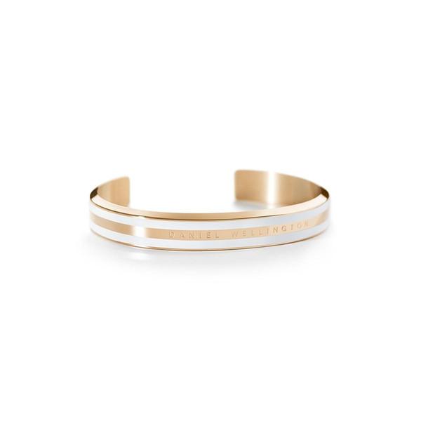Top 2018 neue Modemarke einfache wilde Männer und Frauen öffnen Armband C Typ Roségold 316L Edelstahl Armband