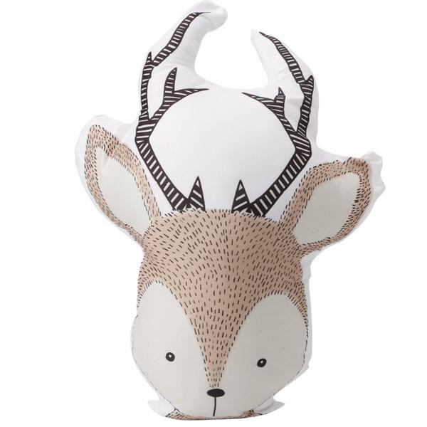 Children Love Interesting 2018 New Infant Baby & Toddler Super Cute Sika Deer Stuffed Animal Plush Toys Doll Pillow Lovely