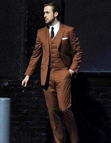 3pc 2018 Italian Mens Suits Gray Wedding Tuxedos Jacket+Pants+Vest Groom Dress Suit Men Business Blazer Set Groomsmen Prom Suits