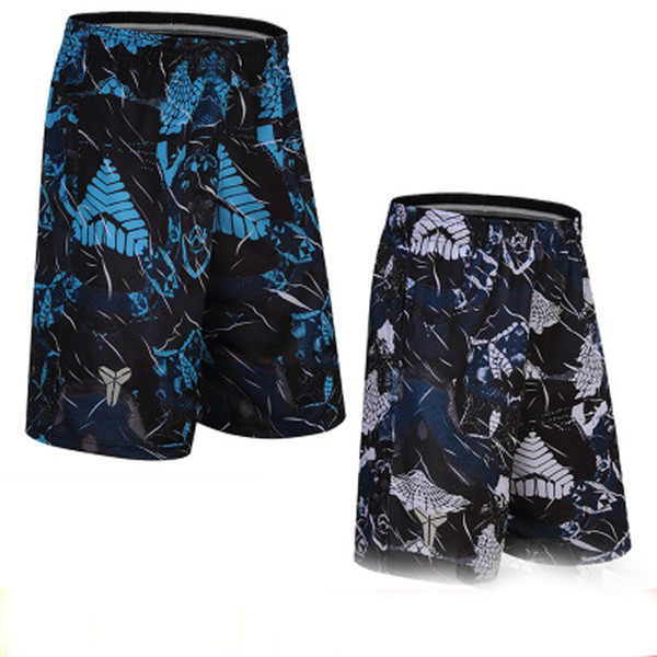 Summer Basketball Shorts men's elite flying wing, basketball running key, body pants, elite pants, fast drying, breathable casual pants.Blac