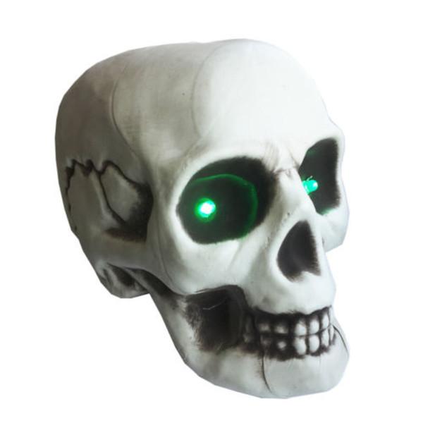 Светодиодная лампа с черепом и светодиодной подсветкой