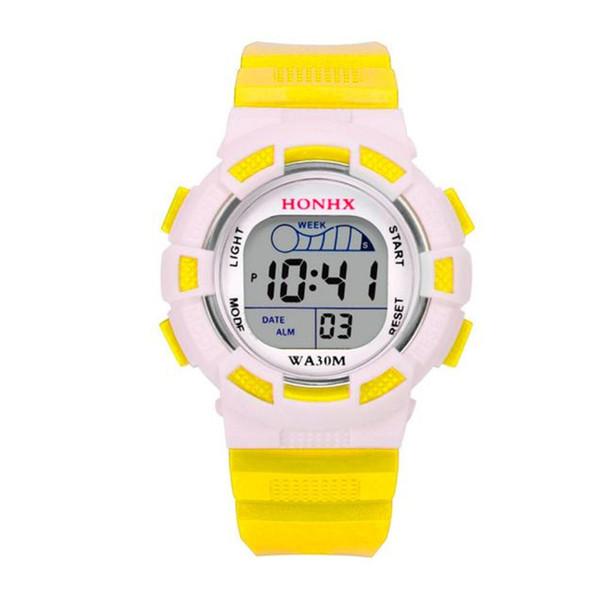 Sport Watches For Women Relojes Para Mujer Digitales Digital Watch Women Silicone Watch Waterproof kid Watches Men Clock