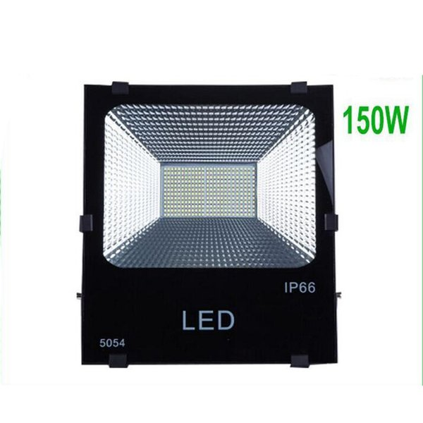 SMD5054 Bright 50W 100W 150W 200W Led Flood Light Waterproof IP65 Outdoor Led Reflector Floodlight for Street House Road Lamp