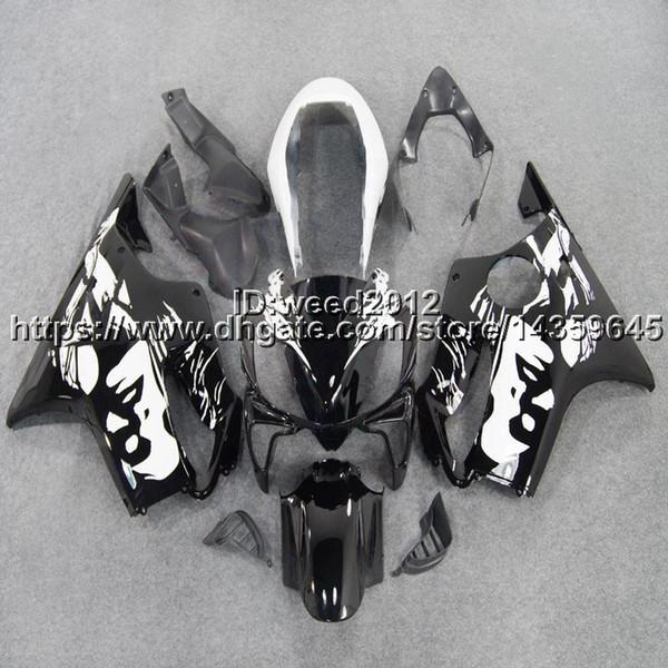 5Gifts+Custom Injection mold Woman flower motorcycle hull for HONDA CBR 600F4i 2004 2005 2006 2007 CBR600 F4i 04-07 ABS Fairings body kit
