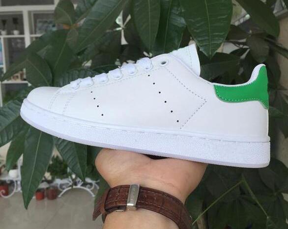 Chaussures pour hommes nouvelles chaussures stan baskets fashion smith en cuir casual hommes femmes chaussures de sport