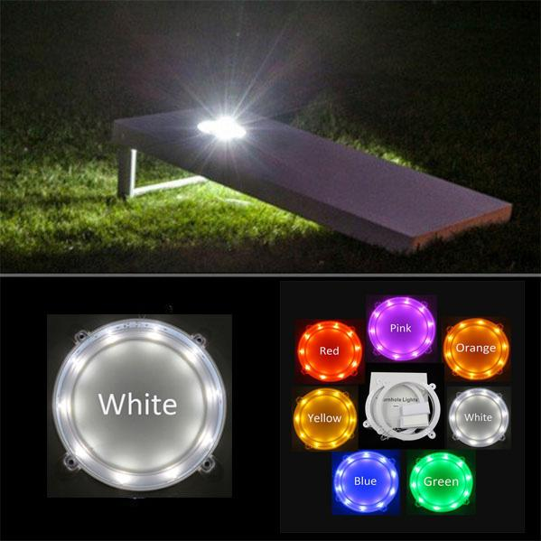 Pleasing 2019 Cornhole Led Light Ring Set For Bean Bag Toss Game Cornhole Light Easy Install High Quality Sturdy Build Lasts 100 Hour From Paulzhang86 12 65 Pdpeps Interior Chair Design Pdpepsorg