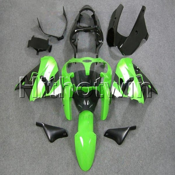 23colors+8Gifts green Body Kitmotorcycle cowl for Kawasaki ZX9R 1998-1999 ZX-9R 98 99 ABS Plastic Fairing