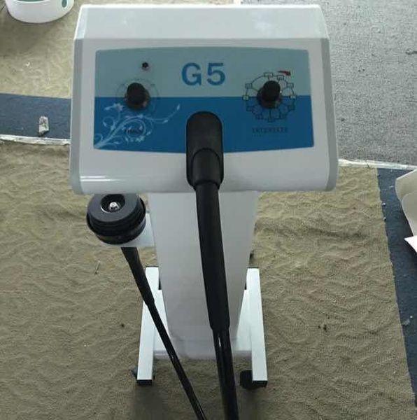 Haute qualité nouveau modèle sans problème après-vente G5 perte de poids Vibrations Cellulite Massage Machine G5 Massage Salon Spa Équipement