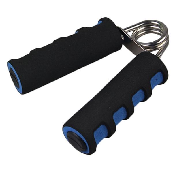 Spring Hand Grip Finger Strength Exercise Equipment Sponge Forearm Health Builder Gym Household Training Tools