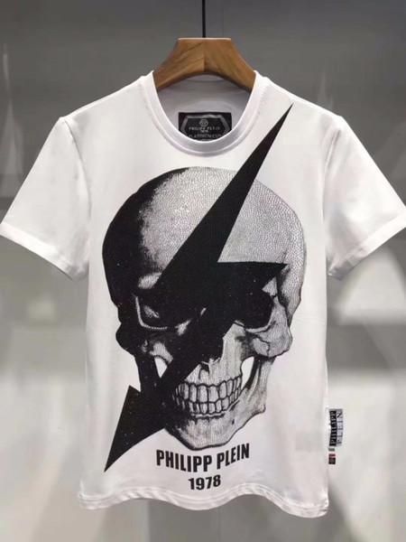 New High-end Fashion Men's Clothing Short-sleeved Lapel T-shirt Shirt T For Men