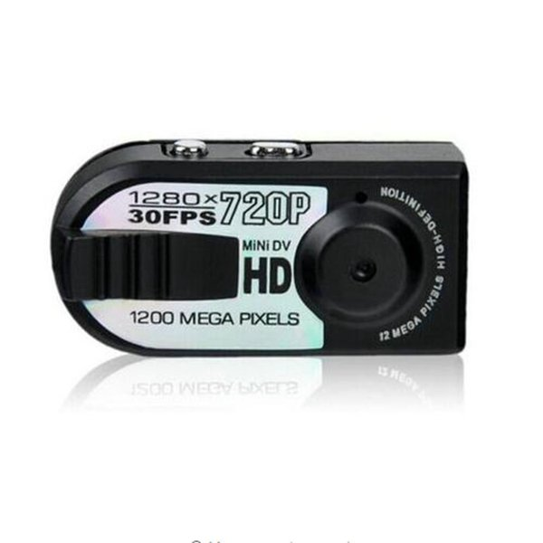 Micro-USB Camera Q5 720P HD Mini Thumb DV Camera Digital Recorder With Motion Detection 1280 * 720 Q5 mini dv camcorder