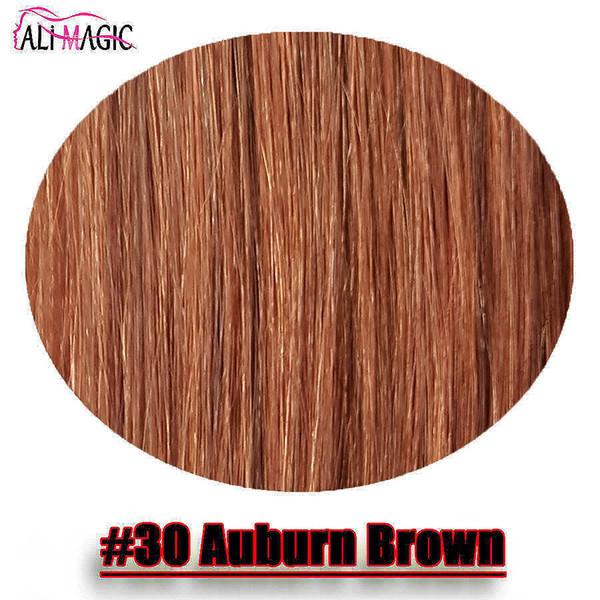 #30 Auburn Brown