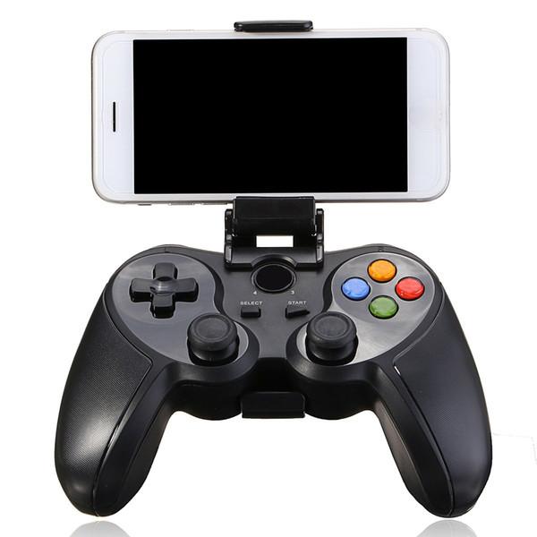Wireless Bluetooth Gamepad Gaming Controller mit Telefon Stand für IOS / Andriod Telefon Tablet Spiel Joystick für PC