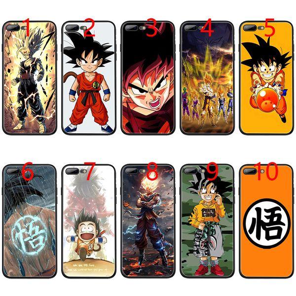 Dragon Ball Z Little Boy Goku iphone case
