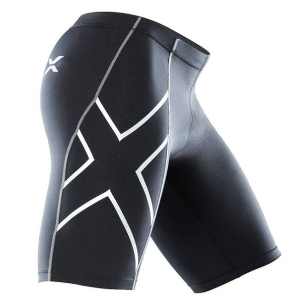 Brand gym clothing men compression tight shorts men basketball Crossfit Jogger Sports Leggings Athleisure Sportswear Jog Elastic