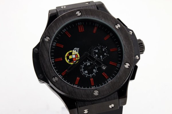 New F1 hot big men's sports fashion classic auto gift master caliber brand watch free delivery
