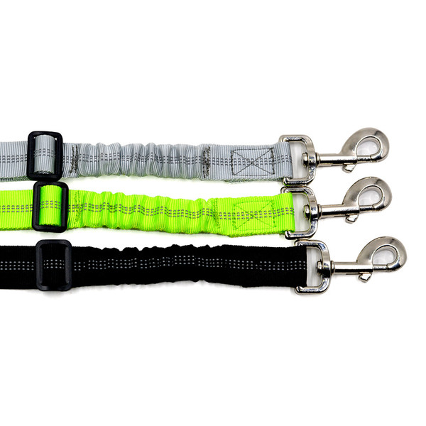 New Car pet Adjustable Seat Belt Dog Cat Reflective puppy Pet Safety leads Vehicle Safety belt shipping fast