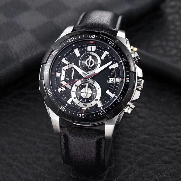 Men S Cas Brand Sport Watch For Men Expensive Luxury Watches Leather