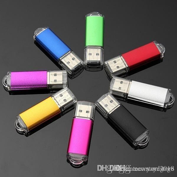 Fantastic Multi Color 128g 128MB USB 2.0 Flash Memory Stick Pen Drive Storage Thumb U Disk Gifts for PC Computer Laptop Stroage