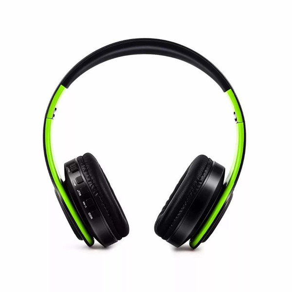 2018 Hot sale Portable for studio headphones Foldable Bluetooth headphones sport headband bluetooth headphones For Phones,Tablets,PC