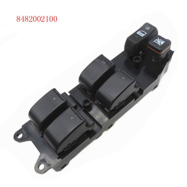 Window Switch Single 84820-02100 FOR Toyota Corolla 2001-2007 84820-02100 Car Electric Master Power AUTO PARTS OF CAR TOP QUALITY FREE SHIP