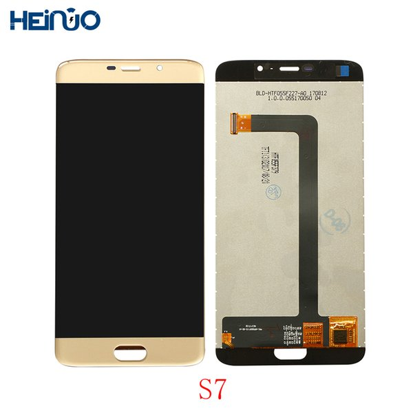 """5.5"""" LCD Tela for Elephone S7 LCD Display Touch Screen Digitizer Replacement For Elephone S7 Mobile Repair Accessories+Tools"""