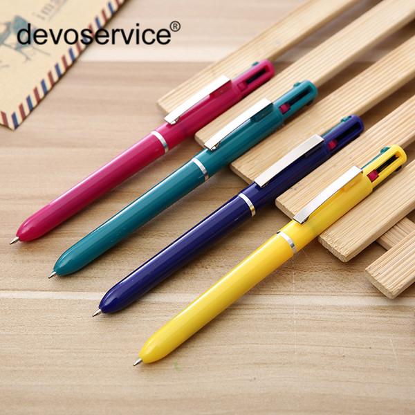 Compre 1 Unid De Alta Calidad De Plástico De Cuatro Colores