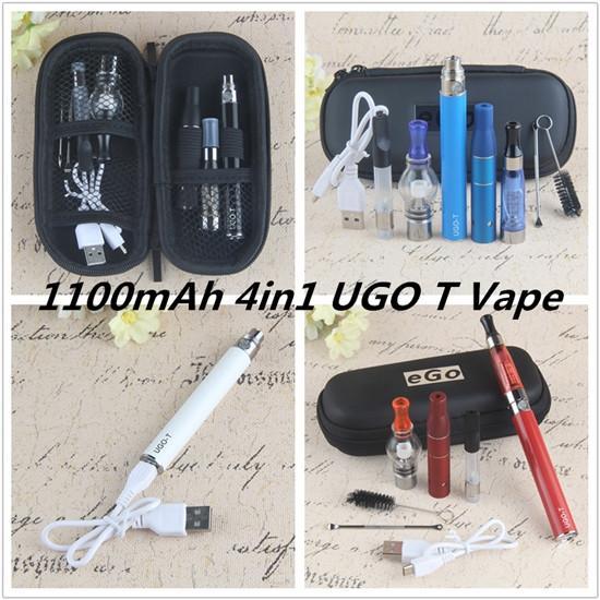 1100mAh UGO-T 4in1 Vape Pen