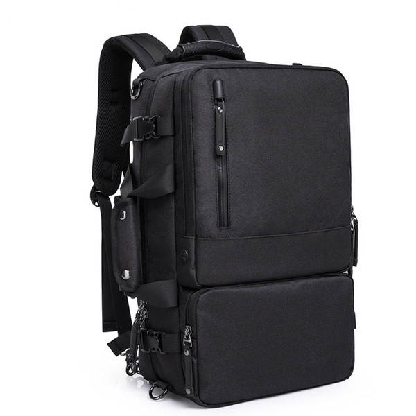 Business Backpack For Men Travel Bags Laptop Backpack Anti-thief Design School Computer Men Luggage Large Capacity Travel Bag