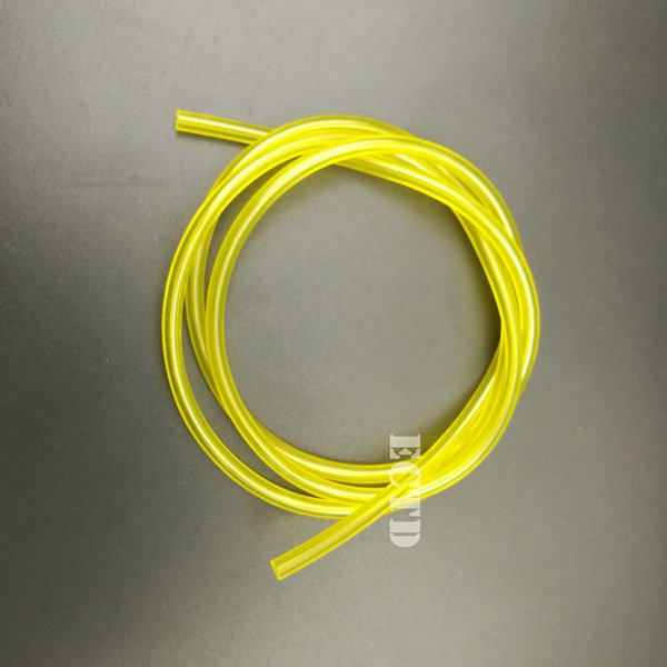 Watering Irrigation Garden Hoses Reels 10ft Tygon Petrol Fuel Gas Line Pipe 2.5mmX5mm Yellow 3m pipe line