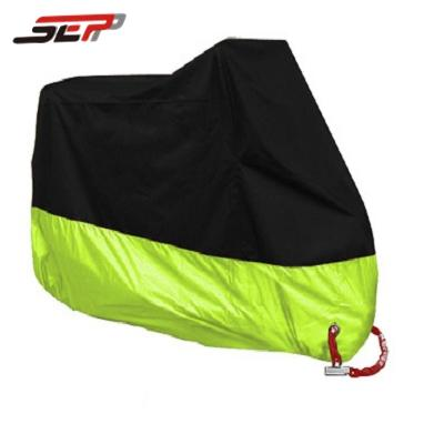 Waterproof Lemon yellow Motorcycle Cover M L XL XXL XXXL XXXXL Moto motorbike Moped Scooter Rain UV Dust