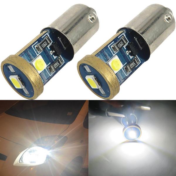 WLJH Car Light BA9S LED 64111 License Plate Light Auto Interior Bulb For Mercedes G550 G63 AMG G65 AMG SL550 SL600 SL63 AMG