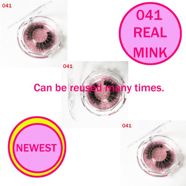Hot Natural Thick Fake lashes real Mink Hot sell 100% Strip False Eyelash Long Individual Eyelashes Mink Lashes free shipping GR178