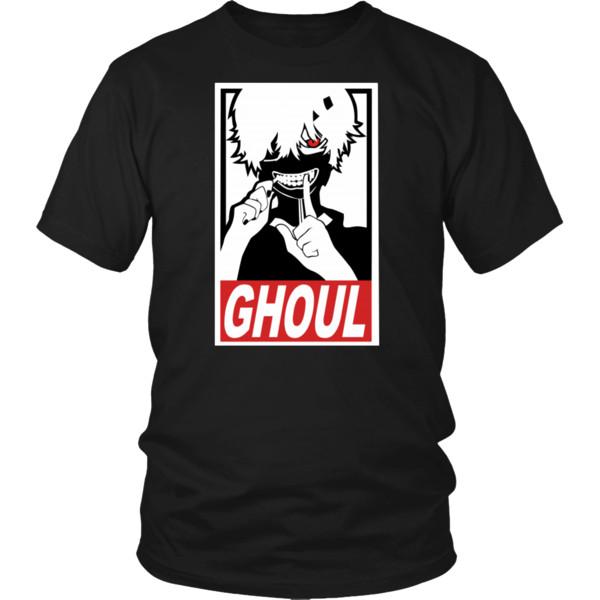 Anime Tokyo Ghoul T Shirt Kaneki Ken Cosplay Japanime Japanese Manga Unisex Tee