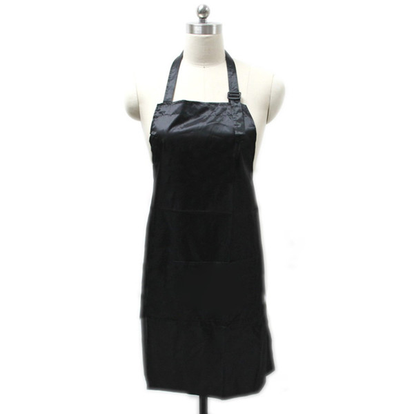 Professional Waterproof Treatment Apron Hair Cutting Bib Barber Home Styling Salon Hairdresser Waist Cloth HJL20172017