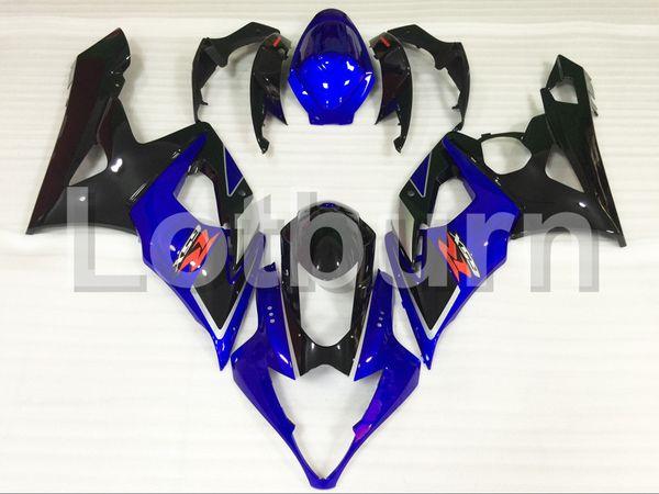 High Quality ABS Plastic Fit For Suzuki GSXR GSX-R 1000 GSXR1000 GSX-R1000 2005 2006 K5 Moto Custom Made Motorcycle Fairing Kit A361