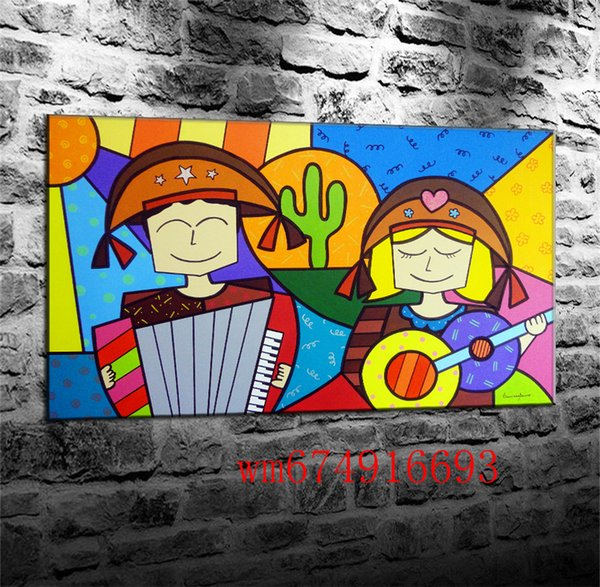 2020 Desenhos De Maria Bonita E Lampiao Canvas Pieces Home Decor