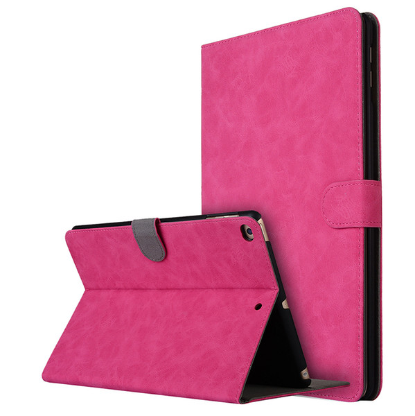 Smart Cover PU Leather Case with Auto Sleep/Wake Up Function for Apple iPad Mini 4 Tablet+Stylu
