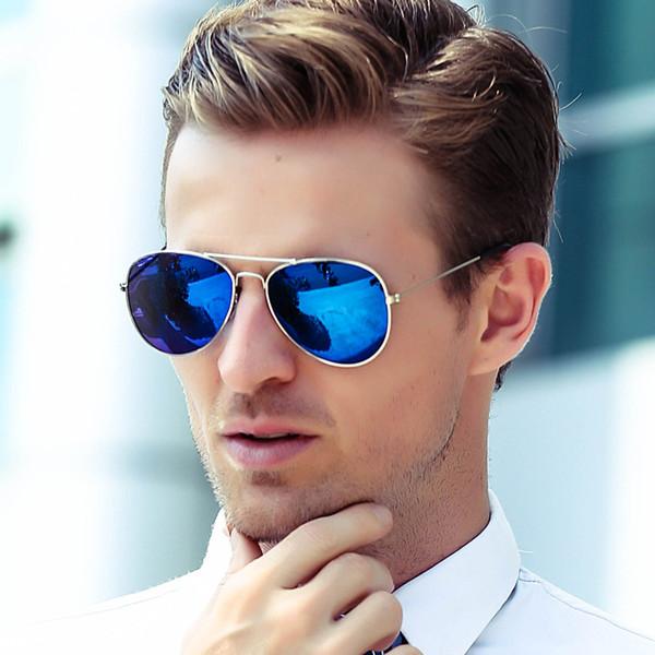 Горячие продать солнцезащитные очки для мужчин и женщин Марка мода череп дизайнер спортивные очки тенденция солнцезащитные очки ретро очки Оптовая