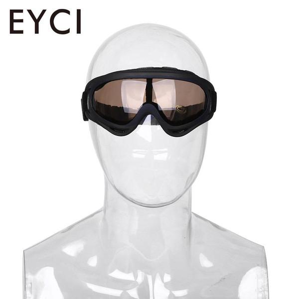 Occhiali da snowboard antivento antinebbia Snowboard Outdoor Sport Occhiali da sole Sun UV400